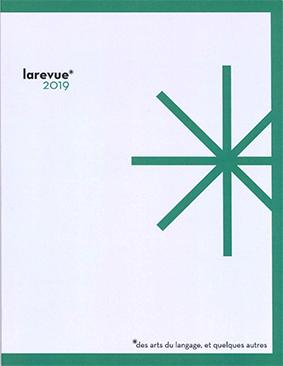 larevue* 2019