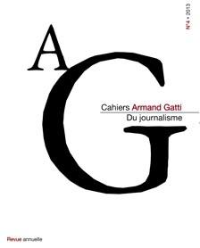 Cahiers Armand Gatti n°4