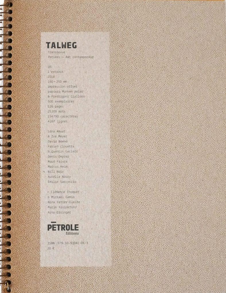 TALWEG05