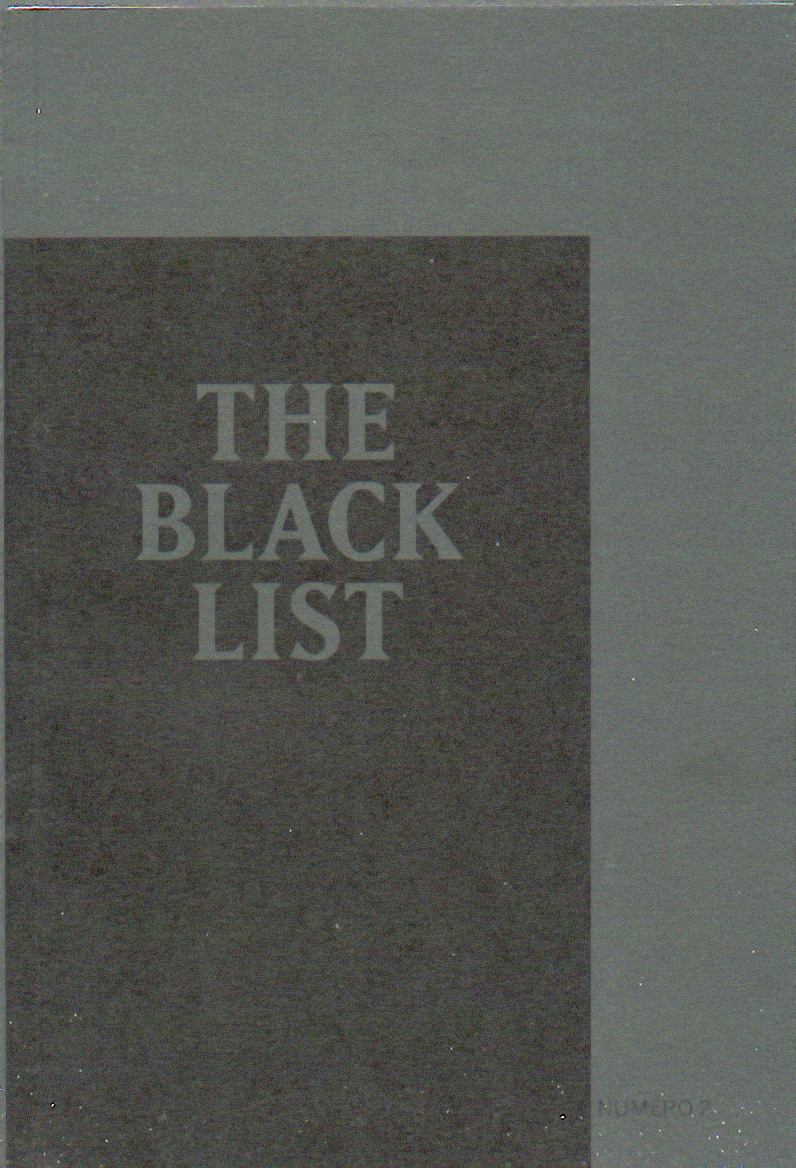 The Black List n° 2
