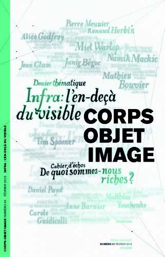 Corps-Objet-Image n° 1