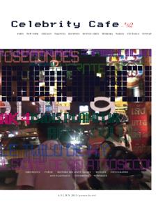 Celebrity Cafe n° 02