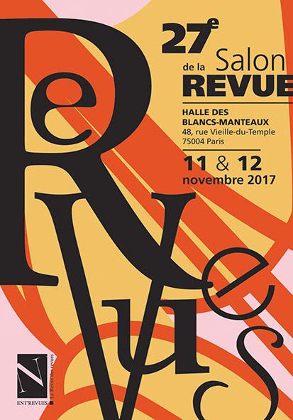 Salon de la Revue 2017