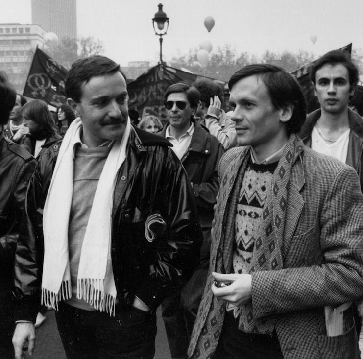 Yves_Navarre_et_Jean_Le_Bitoux_par_Claude_Truong-Ngoc,_1981