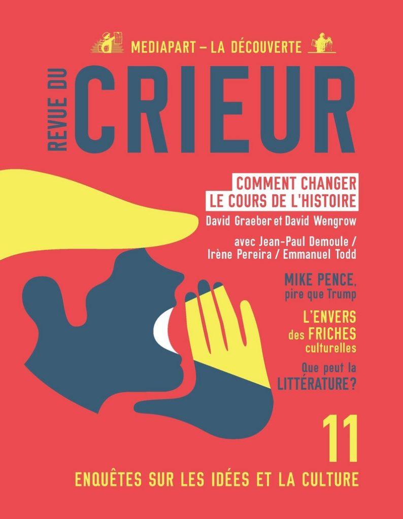 Revue du Crieur n° 11