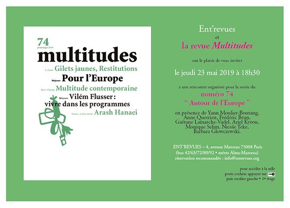 Multitudes 2019 prospectus