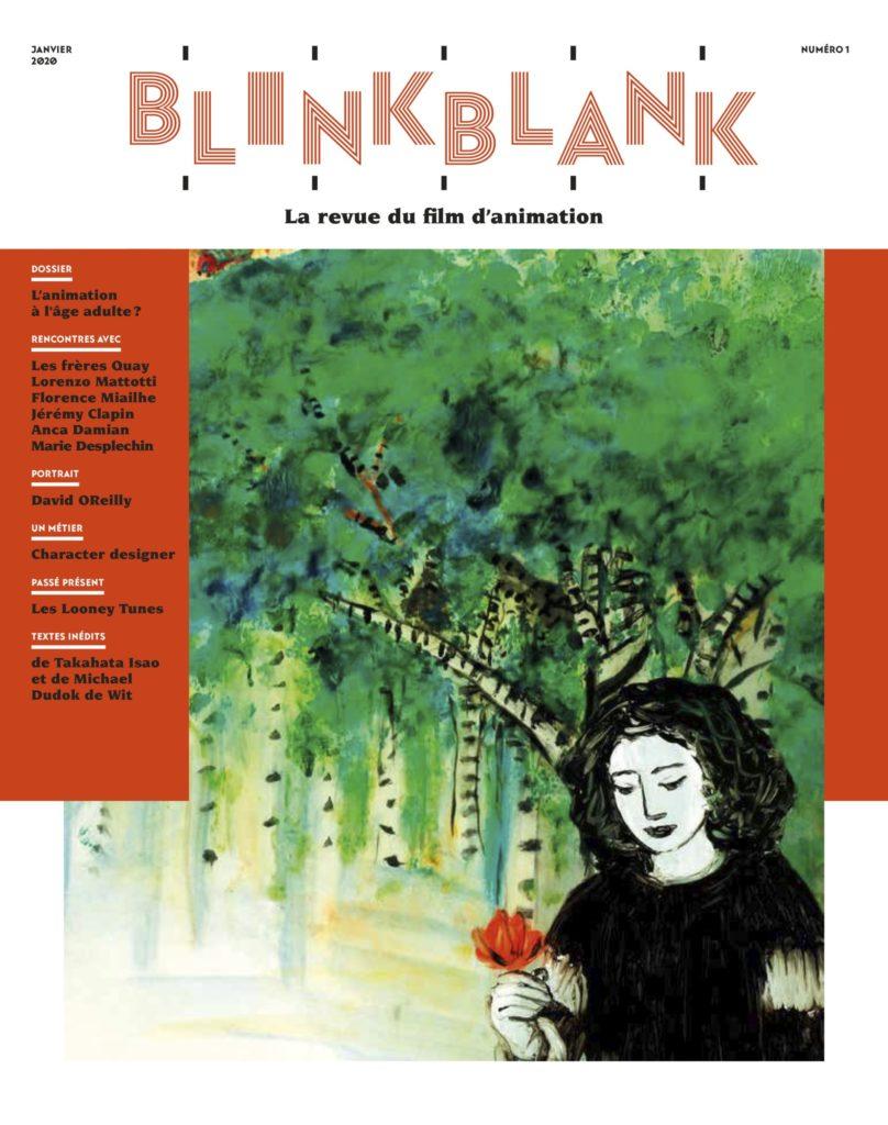 Blink Blank n° 1