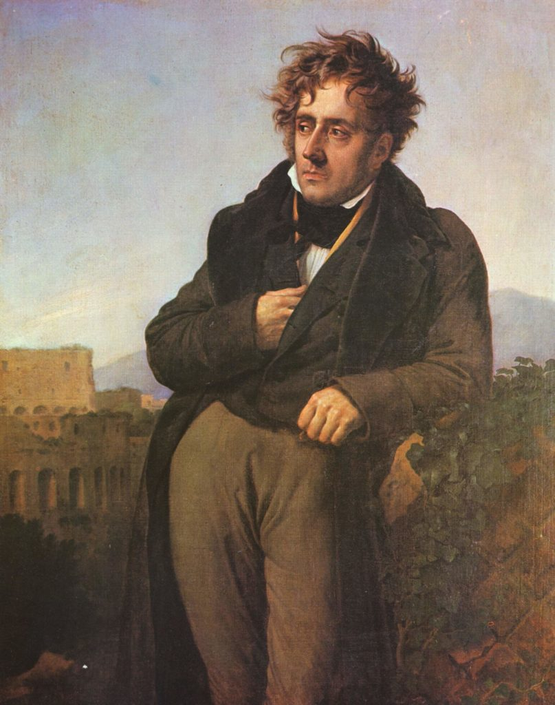Chateaubriand-Girodet
