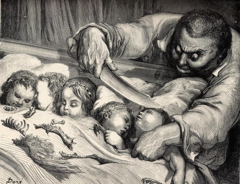 Poucet Gustave Doré